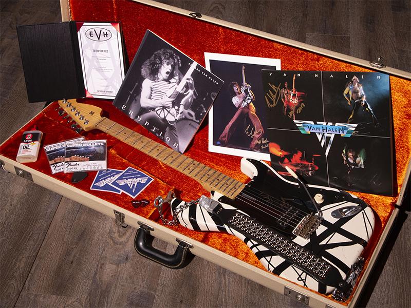 EVH Eddie Van Halen '78 Eruption Relic