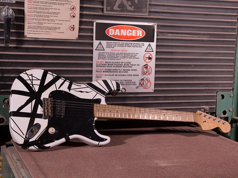 EVH debuts three limited-edition Eruption guitars