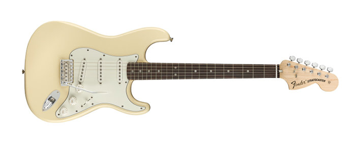 Fender Albert Hammond Jr Signature Stratocaster