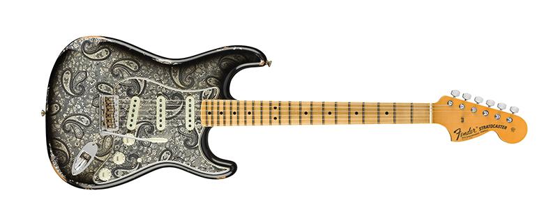 Fender Custom Shop Paisley Stratocaster