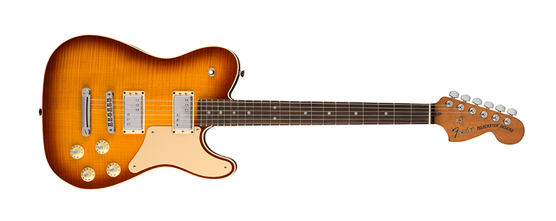 Fender Parallel Universe Troublemaker Tele Deluxe
