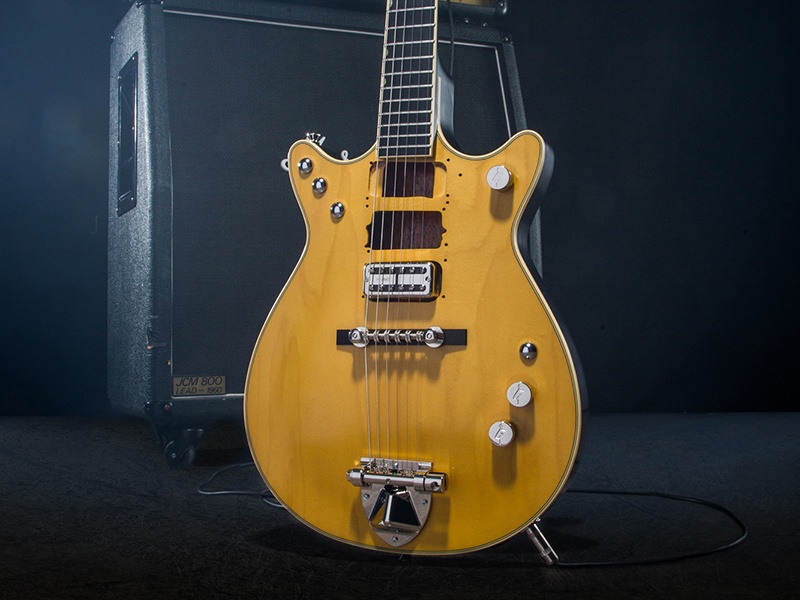 Gretsch reveals the Malcolm Young Signature Jet