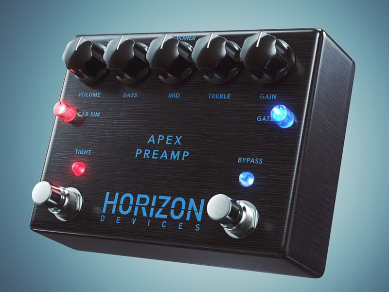 Misha Mansoor's Horizon Devices unveils new pedal