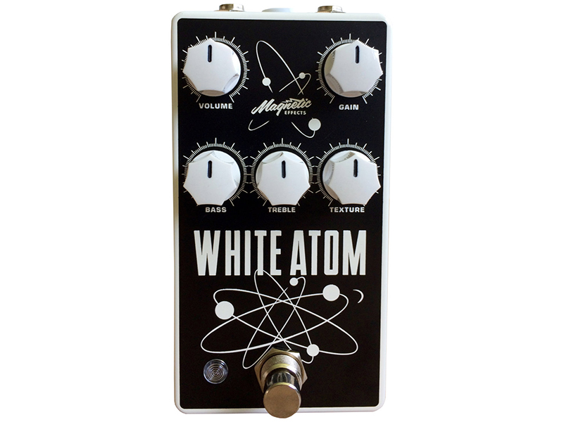 Magnetic Effects presents the White Atom V3