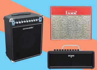 Acoustic Classic Bass Amp Boss Katana-Air Park P1800