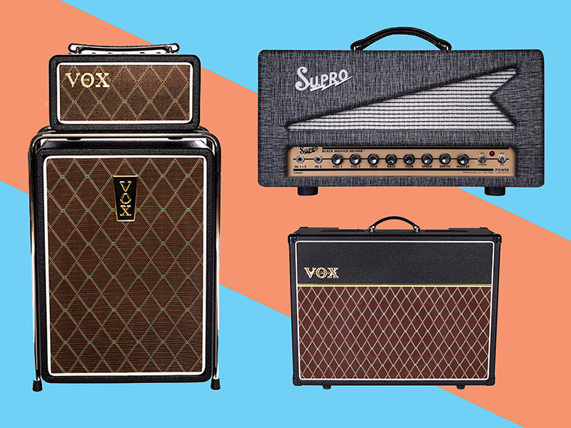 Five new electric guitar amplifiers: July 2018