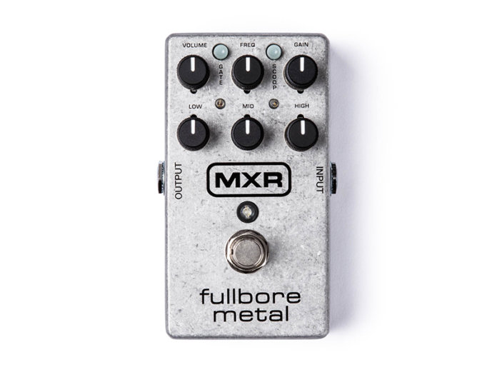 MXR Fullbore Metal Distortion