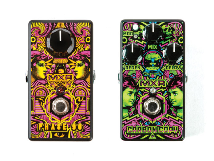 MXR Phase 90 Carbon Copy ilovedust