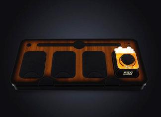 NEXI Acoustic Pedalboard