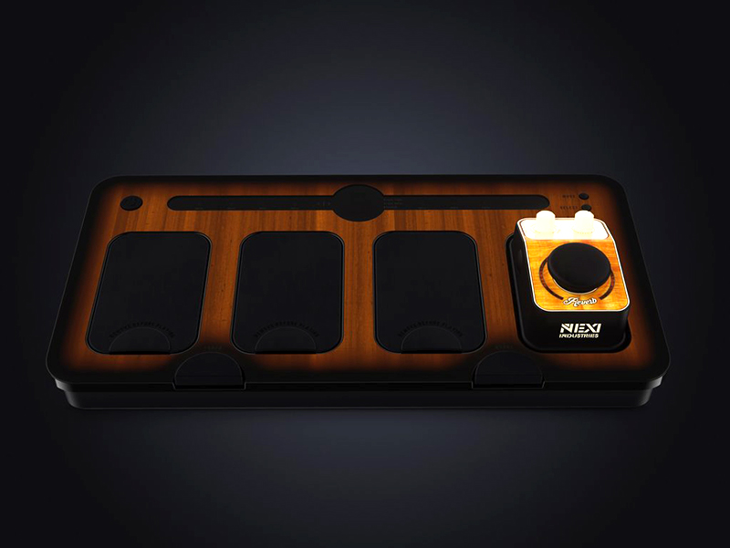 NEXI launches acoustic pedalboard package