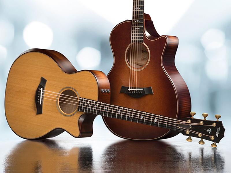 Meet Taylor's luxurious new acoustic
