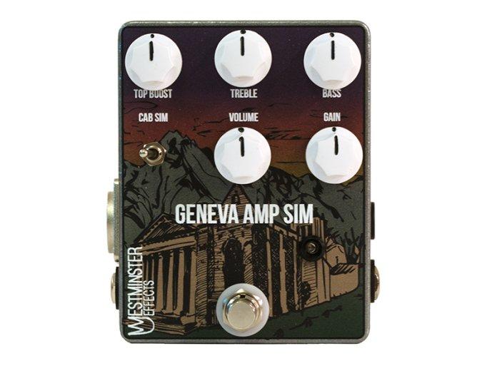 Westminster Effects Geneva Amp Sim