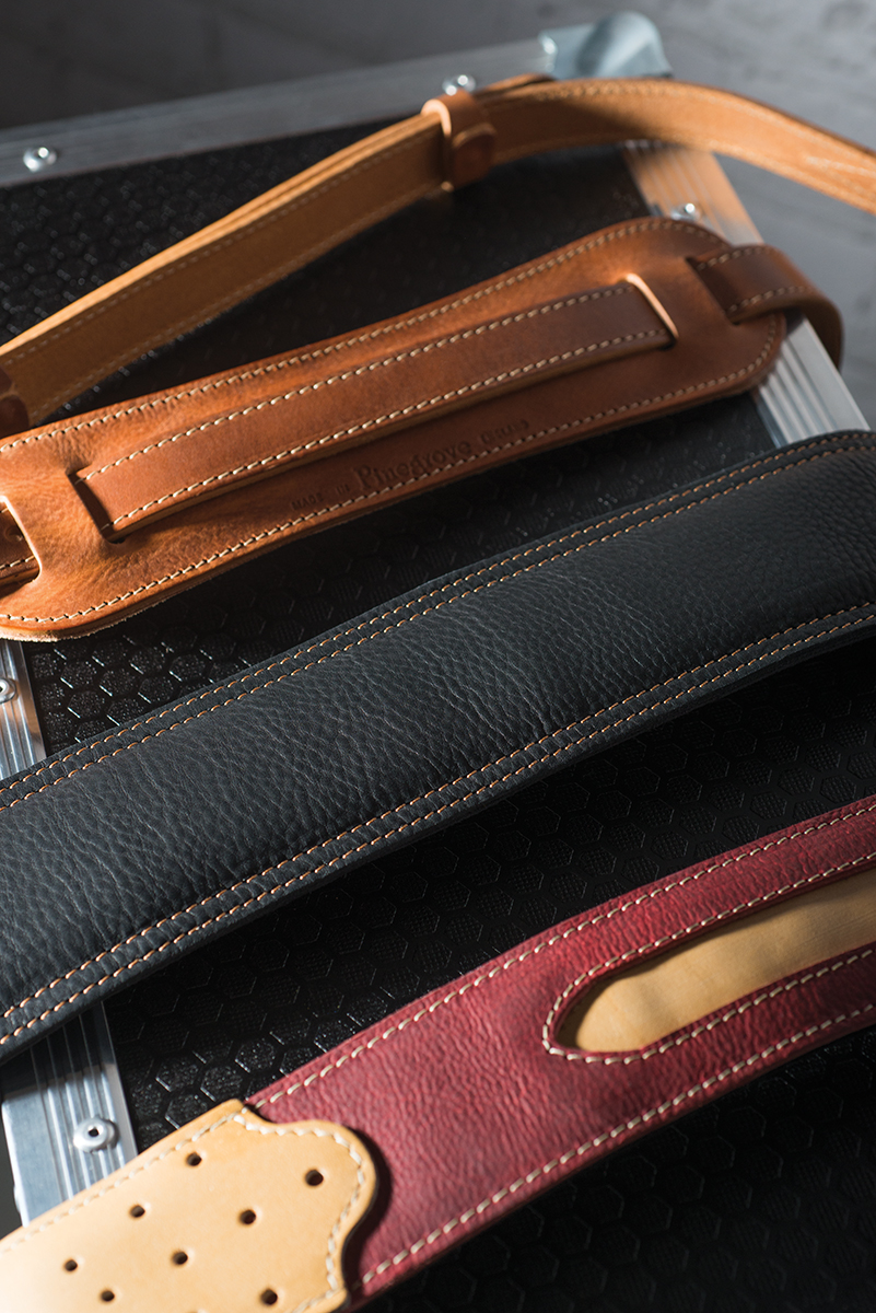 Win! A Pinegrove Leather Guitar Strap!