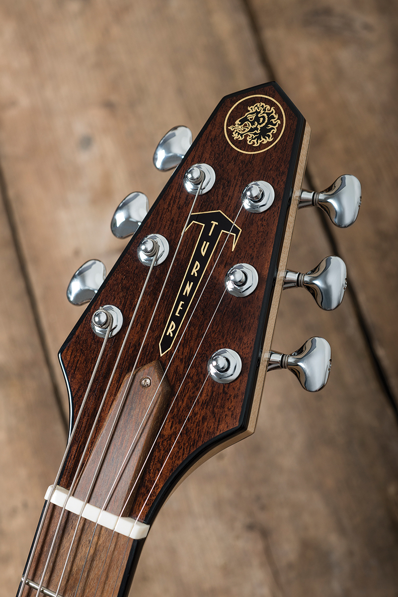 Rick Turner Model 1 Deluxe LBU & Special C Limited Edition