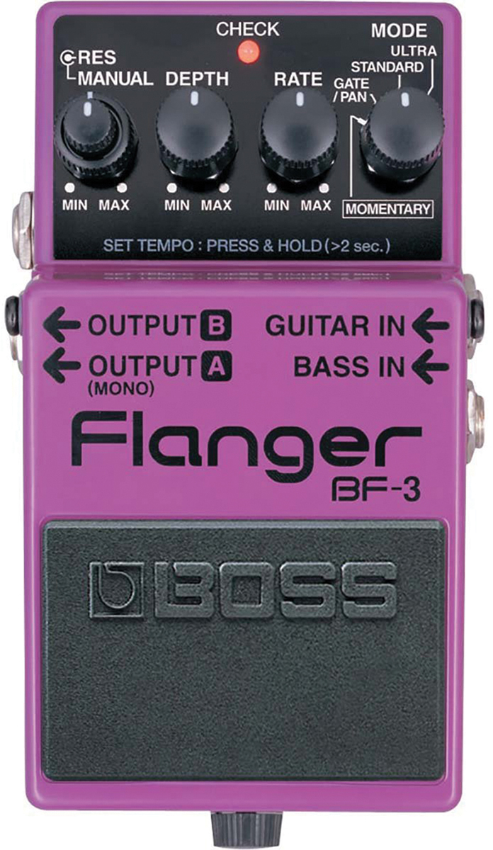 The Reverb Top 10: Flange Pedals