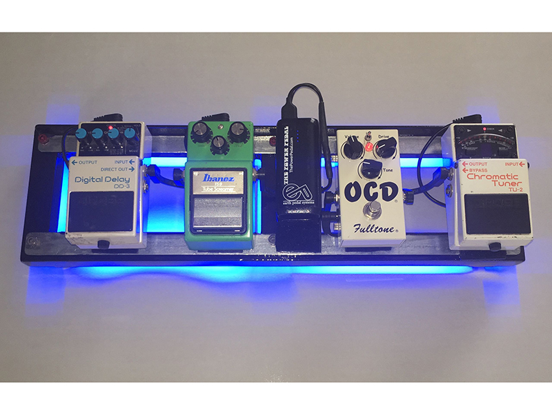 earthboard launches magnetically powered pedalboard. Black Bedroom Furniture Sets. Home Design Ideas