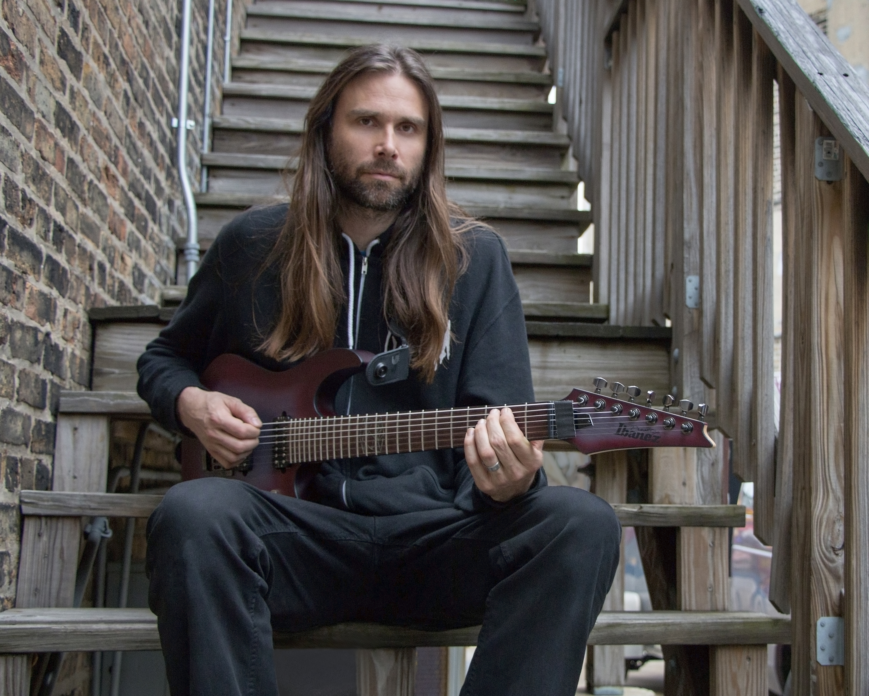 Tesseract's James Monteith Talks Guitar