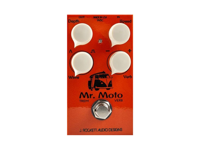 Mr Moto J rockett audio design pedal