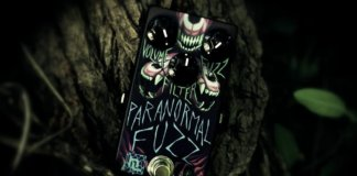 Haunted labs paranormal fuzz v2 pedal