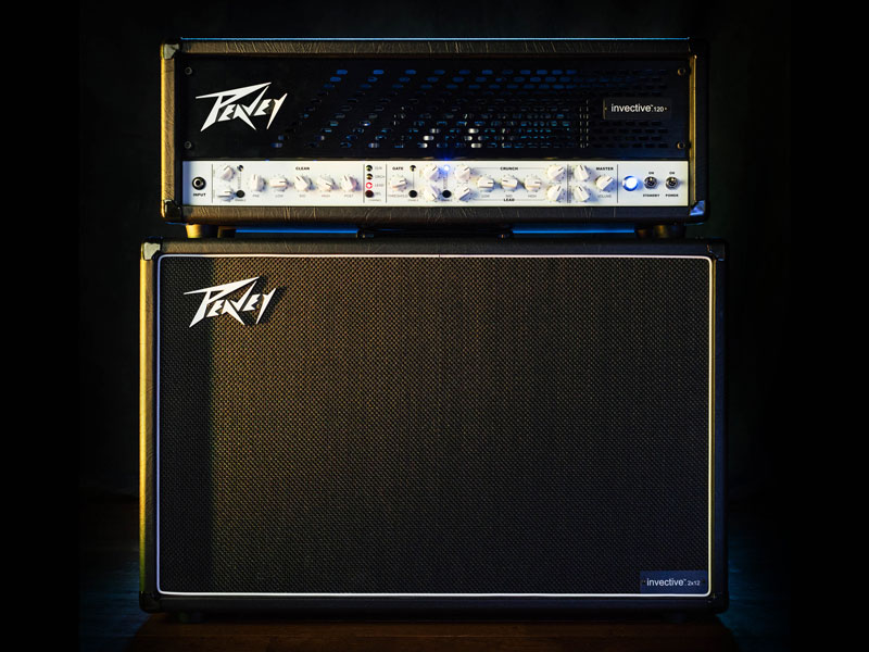 Peavey announce the new invective .120