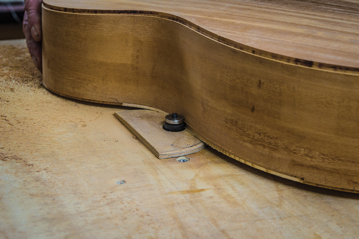 DIY Workshop: Martin Guitar Kit Build Part Five