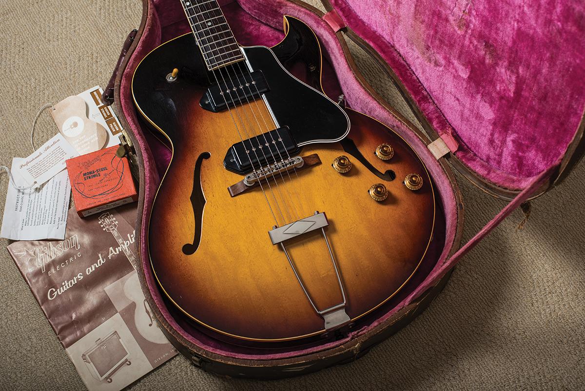 1959 ES-225 gibson