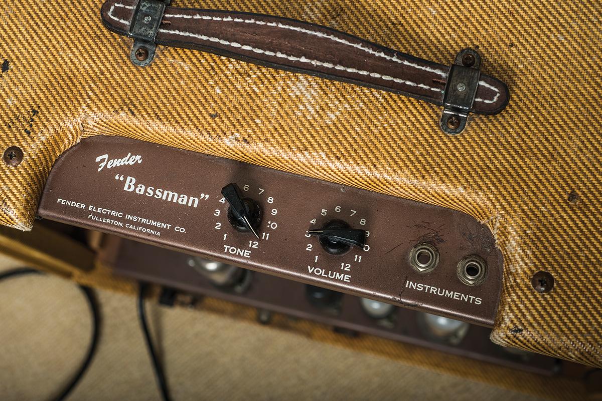 1953 Fender Bassman