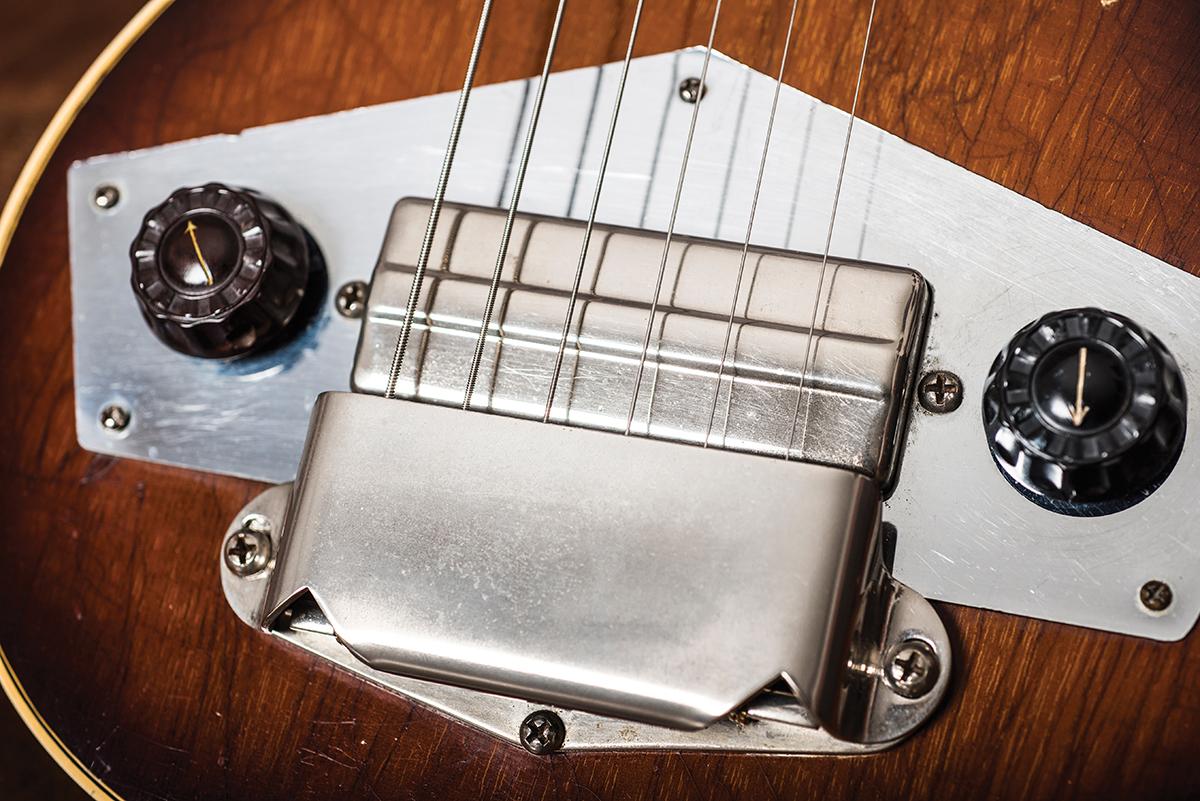 Gibson EH125 lap steel