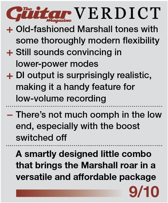 Marshall Origin 20C - Origin Of Species
