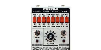 waveformer destroyer mk2 pedal