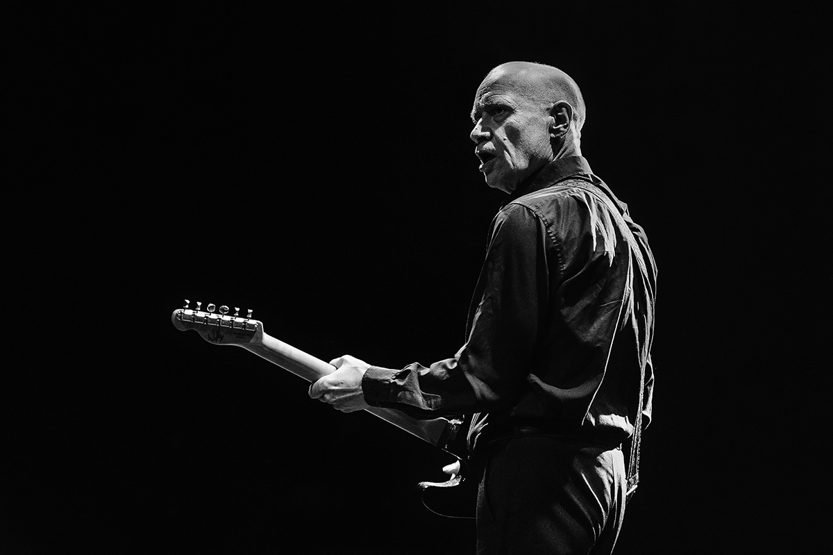 Talkbox: Wilko Johnson