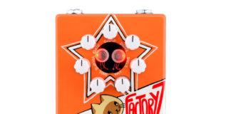 ZVEX fuzz factory 7 germanium