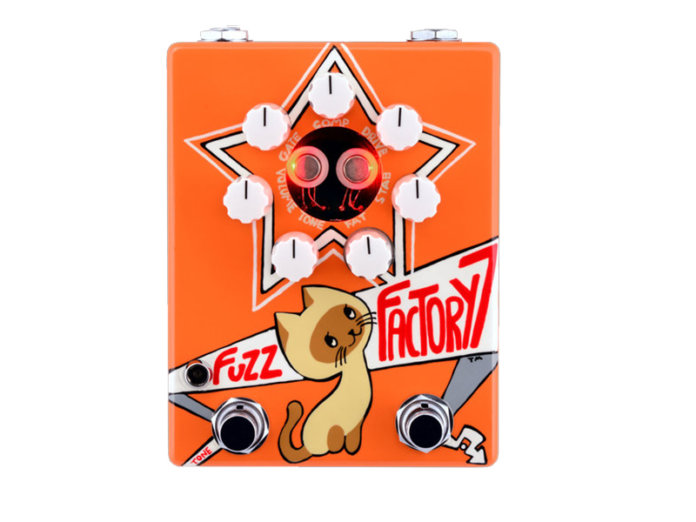 ZVEX fuzz factory 7 germanium