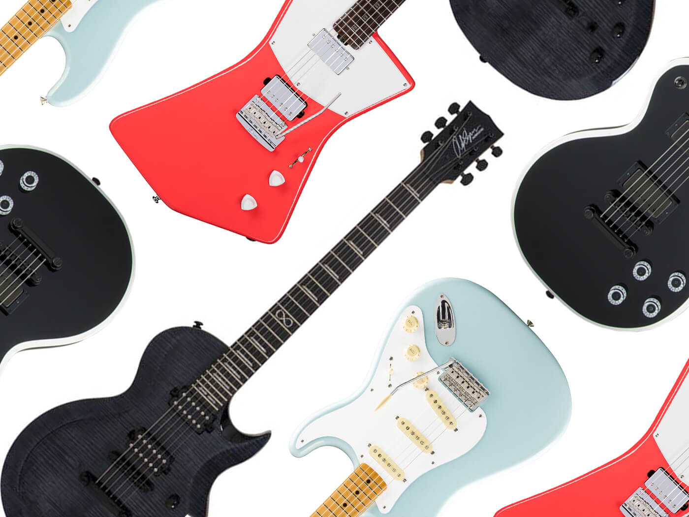 12 Best Electric Guitars Under 1 000 Guitar Com All Things Guitar