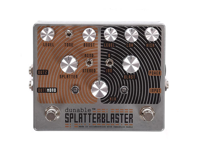 Dunable Chicago Music Exchange Splatterblast
