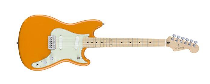 Fender Duo-Sonic best offset guitars