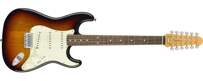 Fender trad MIJ 12-string