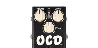 Fulltone OCD V2 Chicago Music Exchange black