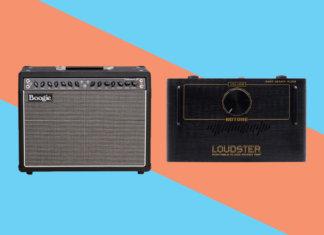 Mesa Boogie Fillmore 50 Hotone Loudster