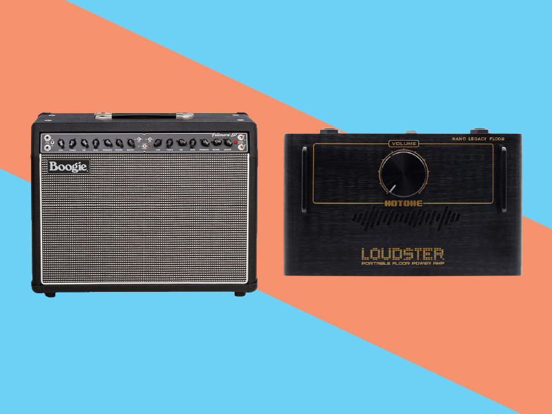 Four new electric guitar amplifiers: September 2018