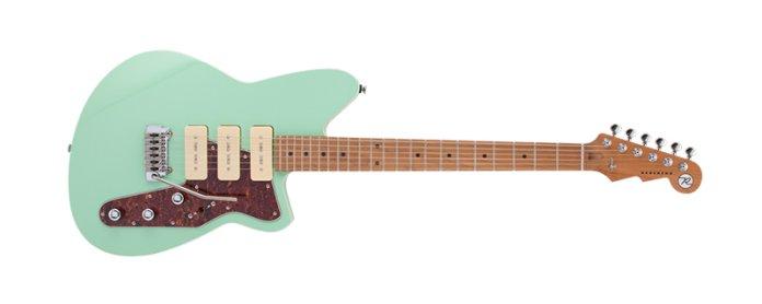 Reverend Jetstream 390 best offset guitars