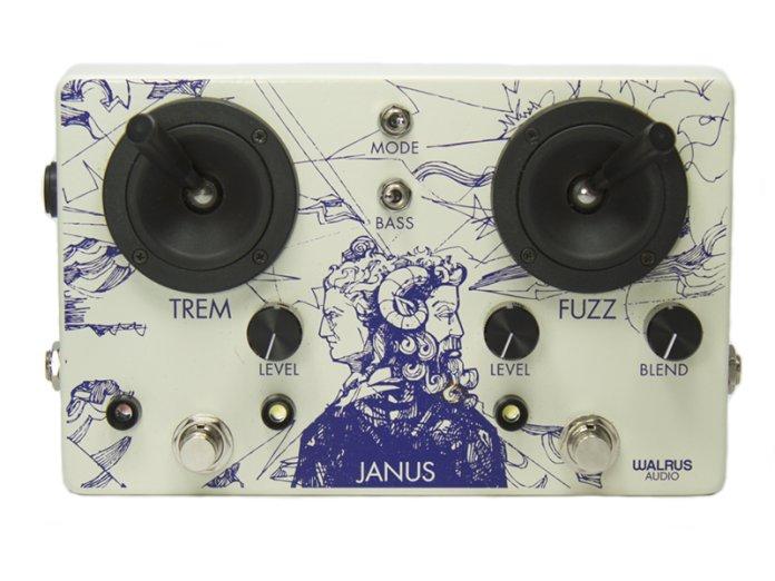 Walrus Audio Janus best fuzz pedal