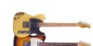 XTC guitars california series