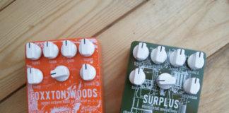 Zander Circuitry pedals