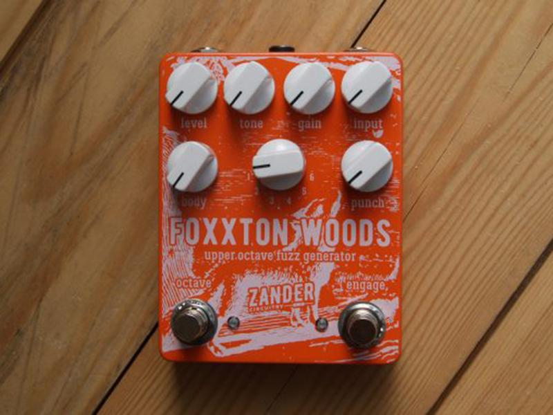 Zander circuitry foxxton woods