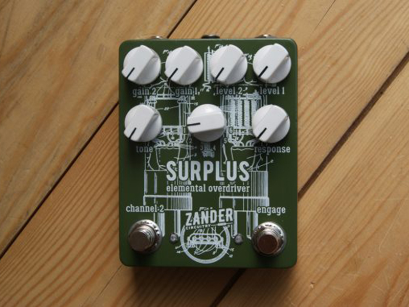 zander circuitry surplus