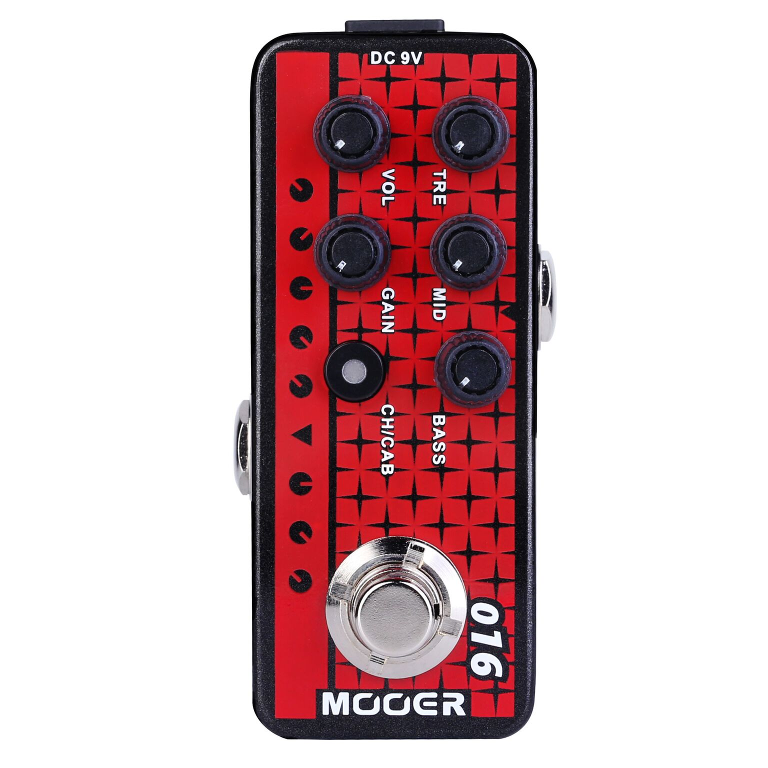 Mooer releases 3 more Micro Preamp pedals
