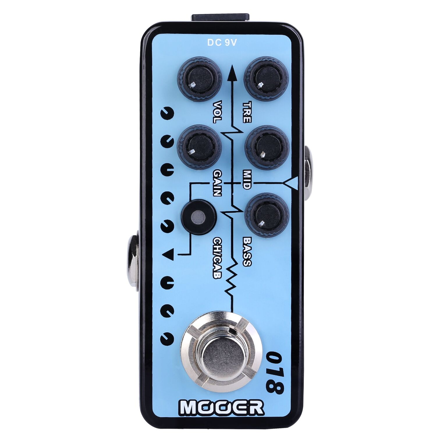 Mooer releases 3 more Micro Preamp pedals - Guitar com | All