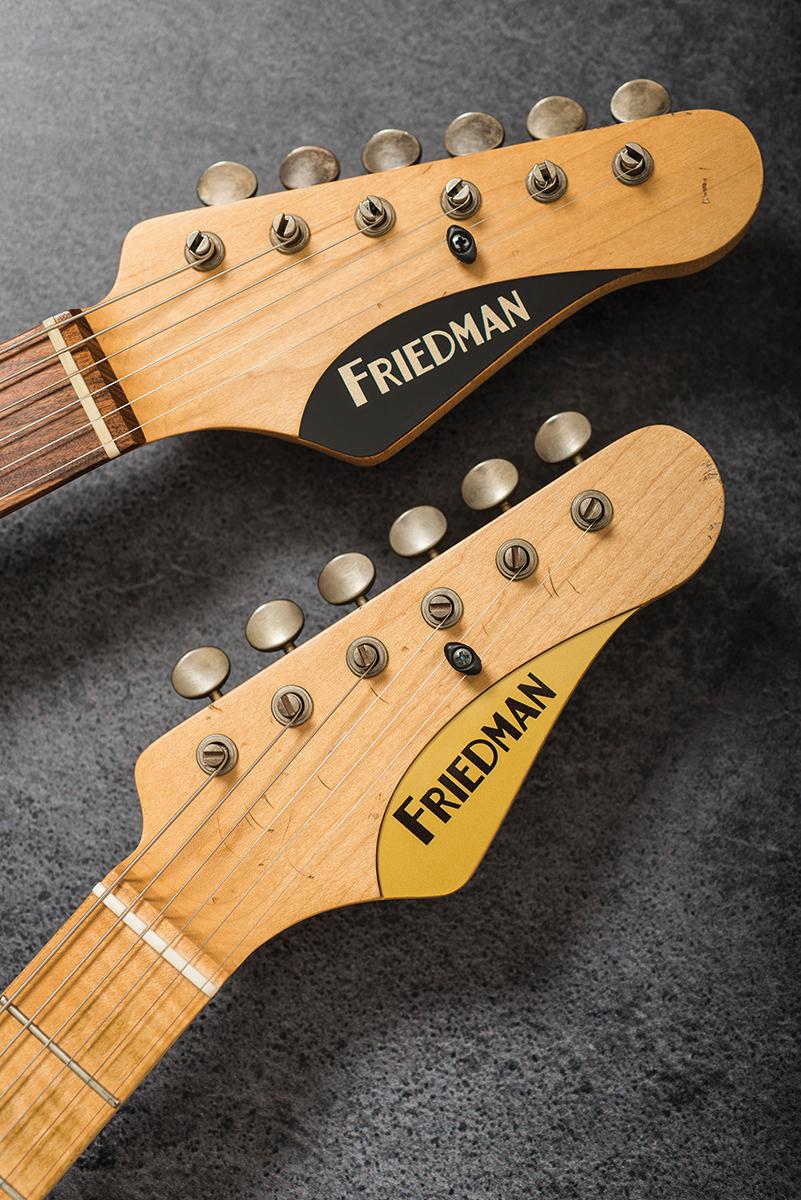 Friedman Vintage-T & Vintage-S