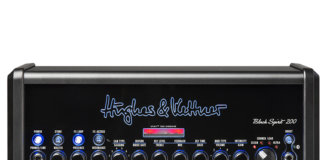 hughes and kettner black spirit 200